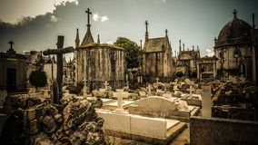 European Christian burial royalty free stock photography