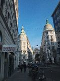 European city Vienna royalty free stock images