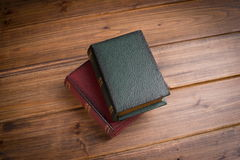 European classical books Royalty Free Stock Image