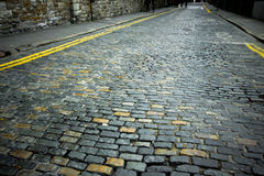 Cobbled Street Stock Image