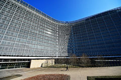 European Commission Headquarters Stock Photography
