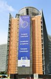 European Commission main building Stock Images