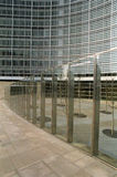 European commission offices in the Brussels Stock Photography