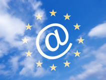 European communications Royalty Free Stock Photos