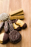 European cookies Stock Photos