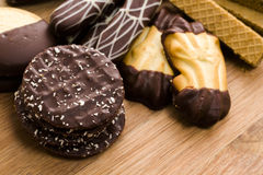 European cookies Royalty Free Stock Image