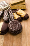 European cookies Stock Photo