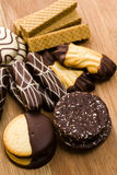 European cookies Stock Image