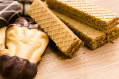 European cookies Royalty Free Stock Photos