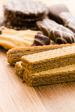European cookies Royalty Free Stock Photo