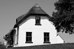 European cottage home holiday rental Royalty Free Stock Photo