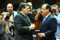 European Council Summit Stock Photos