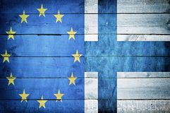 European country Finland Royalty Free Stock Photo