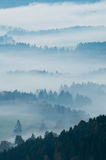 European Countryside Royalty Free Stock Image