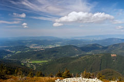 European Countryside Royalty Free Stock Images