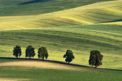 European Countryside Stock Photography