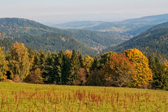 European Countryside Stock Image