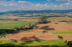 European Countryside Stock Image