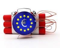 European crisis Stock Photos