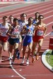 European Cup. Baala Medhi (FRA).1500 m Stock Photo