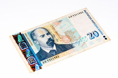 European currancy banknote Stock Photos