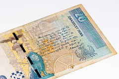 European currancy banknote Stock Photo