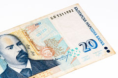 European currancy banknote Royalty Free Stock Images