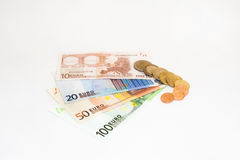 European Currency Stock Images