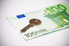 European currency, the euro Stock Photography