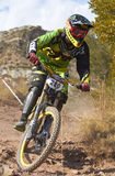 European Downhill Cup Royalty Free Stock Photo