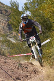 European Downhill Cup Royalty Free Stock Photos