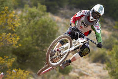 European Downhill Cup Royalty Free Stock Photography