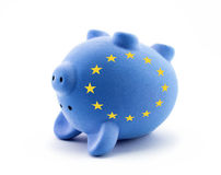 European economic crisis Stock Images