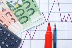 European Economic Growth Stock Photos