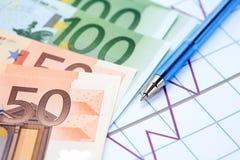 European Economic Growth Royalty Free Stock Photography