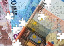 European economy concept Royalty Free Stock Photo