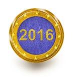 European Economy 2016 Stock Photography
