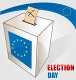 European election Royalty Free Stock Photo