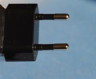 european electric plug Stock Image