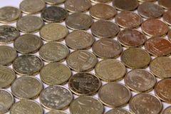 European euro coins. Italy money still life stock photos