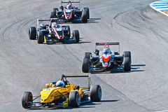 European F3 Championship, 2011 Stock Images