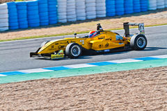 European F3 Championship, 2011 Royalty Free Stock Image