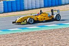 European F3 Championship, 2011 Royalty Free Stock Image