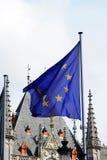 European Flag Stock Image