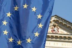 Free European Flag Royalty Free Stock Photo - 521085