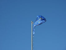 European flag Royalty Free Stock Image