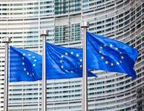 European flags Stock Image