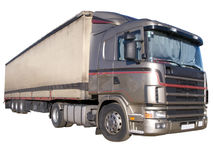 European flatbed Royalty Free Stock Photography
