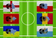 European Football Stock Images