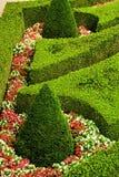 European garden Stock Photos